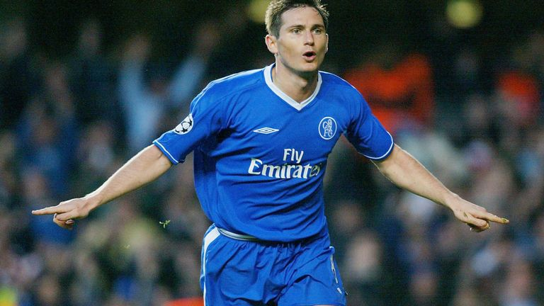 Chelsea to open talks with Frank Lampard