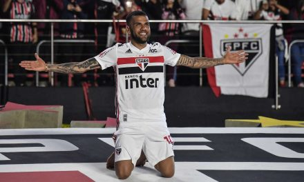Dani Alves eyes 2022 World Cup and wants to make history with Sao Paulo