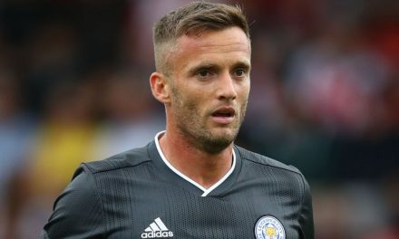Rangers sign Andy King on season-long loan from Leicester