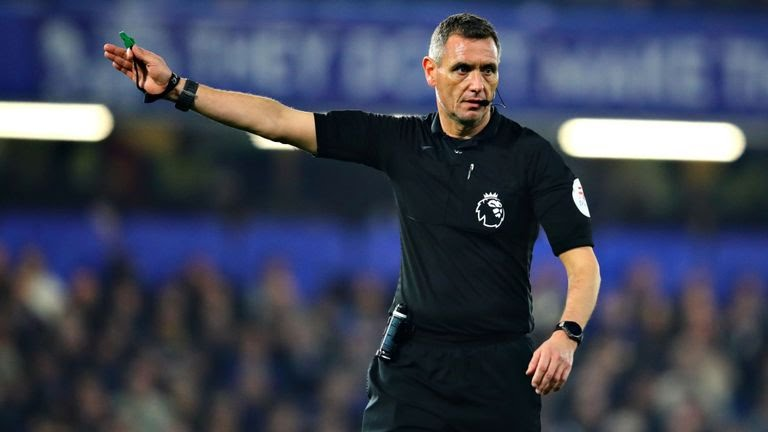 Referee Andre Marriner appointed Premier League's first VAR ahead of Liverpool vs Norwich