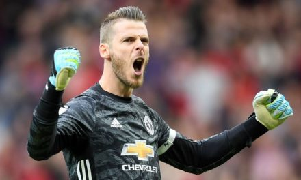 David De Gea signs contract extension with Manchester United