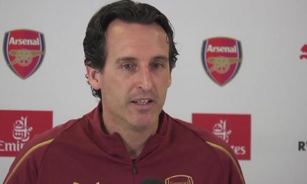 Unai Emery Reveals Why Arsenal Drew 1 – 1 With Wolves