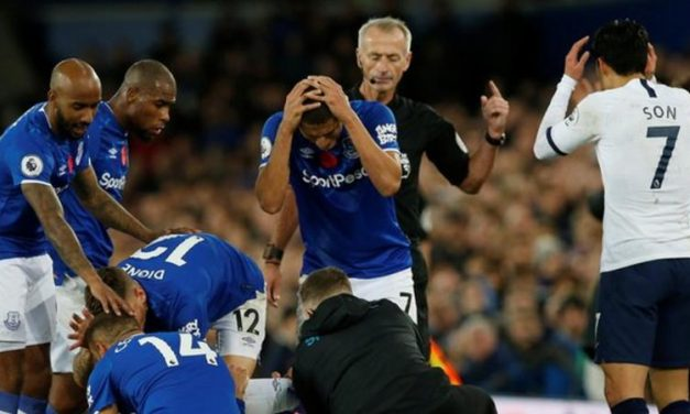 Everton Star Andre Gomes To Have Surgery Today After Horror Ankle Injury