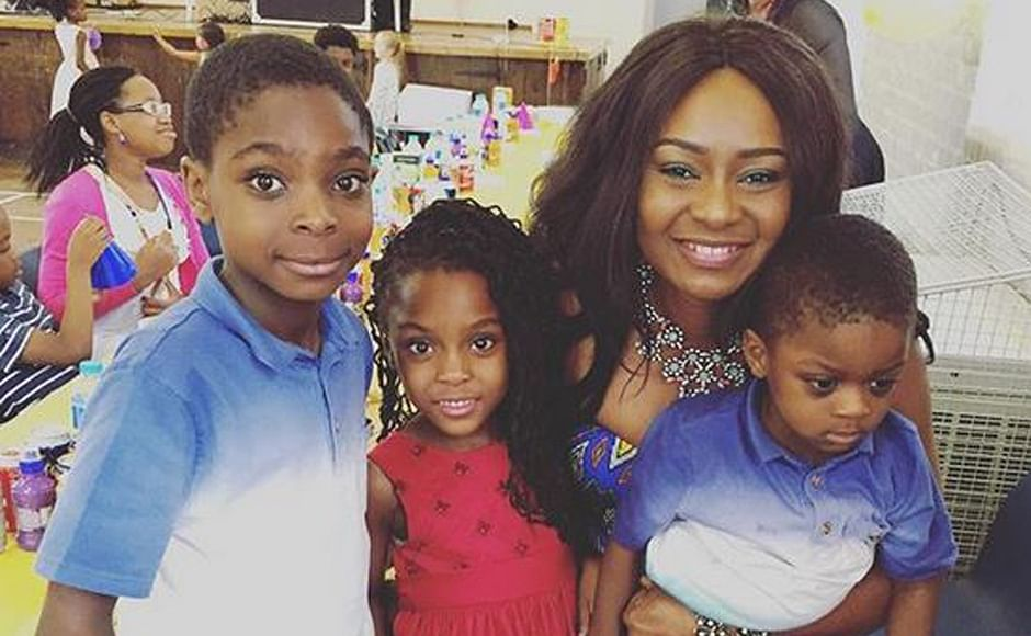 Nollywood Actress, Victoria Inyama Reveals Shocking Reason She Stopped Taking Her Kids To Church