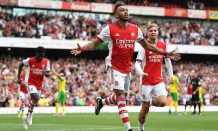 Arsenal Record First Win Of The Season In Relegation Battle