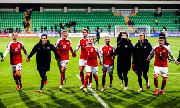 Denmark Joins Germany To Qualify For Qatar 2022